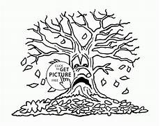 autumn tree drawing at getdrawings free