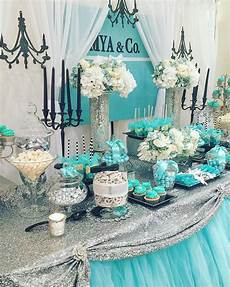 by sellers bridal shower in 2019 party blue party
