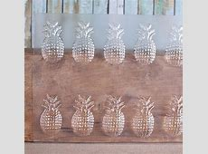 Pineapple Chocolate Mold, Pineapple Candy Molds   The