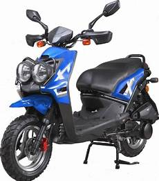 roller 4 takt 50cc zuma 4 stroke air cooled moped scooter