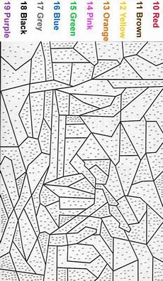 color by number coloring pages 18115 color by number coloring pages for adults beginner color by number color by number