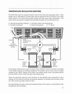 60087943 bmw e39 integrated automatic heating and air conditioning