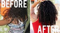 tips for transitioning training natural hair to curl youtube