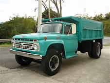 1966 Ford F600 Dump Truck
