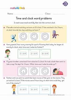 time word problems worksheets year 4 3445 free printable telling time worksheets for 1st grade calendar worksheets for grade 1