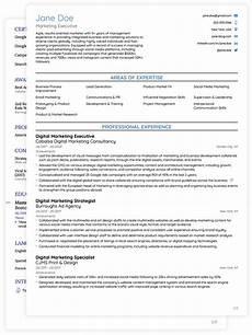 8 winning cv templates curriculum vitae for 2020