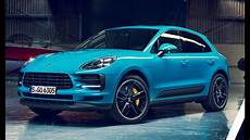 2019 porsche macan gts 2019 porsche macan facelift new look and technology