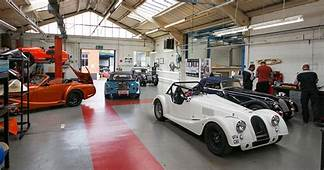 Morgan Motor Company Still Makes Cars By Hand With Wood