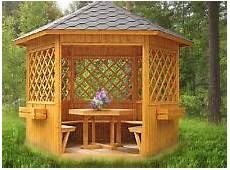 sechseckige pavillons holz g 252 nstig kaufen ebay