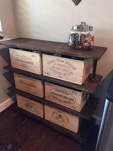 Weinkisten Shabby Streichen - 25 best wine box accent wall images on wine