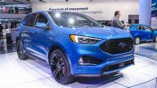 2019 ford edge sport st 2019 ford edge st top speed