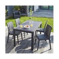 table et chaise de jardin solde salon de jardin mobilier de jardin pas cher 224 prix auchan