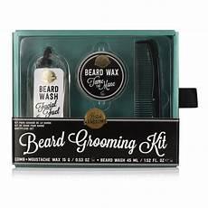 soin barbe pour homme kit entretien barbe vintage avec cire peigne et gel sur