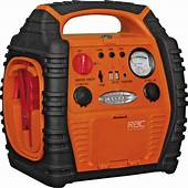 RAC Multi Function Car Power Station With Jump Starter