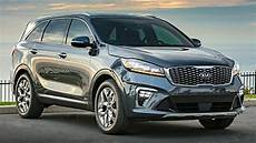 Kia Sorento 2019 7 Seater Suv Offroading Exterior And