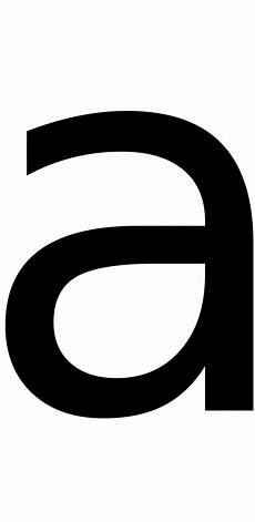 file letter a svg wikimedia commons