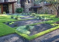kies für den garten vorgartengestaltung mit kies 15 vorgarten ideen