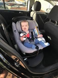 Wie Lange Maxi Cosi - review maxi cosi axissfix plus 360 car seat real