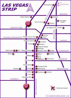 map of vegas hotels travelquaz com