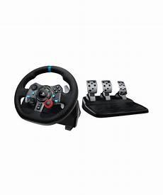 nuovo volante logitech logitech g29 racing wheel volante con pedaliera pc ps3