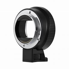 Anti Exposure Frame Mount With Lens by Andoer Ef Nex Iv High Speed Electric Lens Mount Adapter