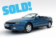 1992 toyota celica convertible stone cold classics