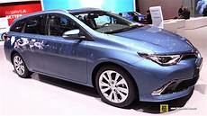 2016 toyota auris touring sports lounge diesel exterior
