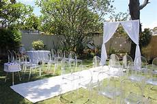 wedding ceremony decorations hire brisbane ghost chair hire for brisbane weddings by brisbane wedding