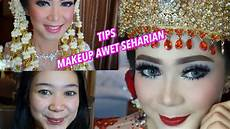 Tutorial Makeup Pengantin Awet Dan Tahan Lama Cara Pasang