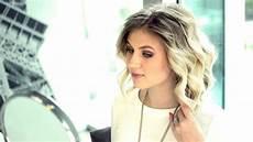 how to short medium hair tutorial milabu youtube