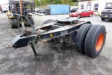 2002 great dane single axle trailer dolly for sale by