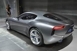 Maserati To Debut GranTurismo Replacement In 2017 Alfieri