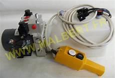 verin electrique 12v effet pompe hydraulique