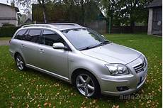toyota avensis t25 toyota avensis t25 facelift 2 2 d cat 130kw auto24 ee