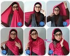 Tutorial Cara Memakai Jilbab Pashmina Terbaru Cantik