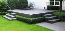 terrasse mit stufen g 228 rten