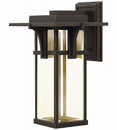 hinkley 2325oz led manhattan led 19 inch rubbed bronze