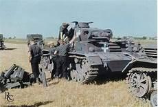 233 Quipage D Un Char Allemand Pz Kpfw Iv Ausf B C En
