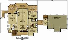 3 garage house plans open house plan with 3 car garage appalachia mountain ii