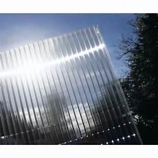 polycarbonate transparent leroy merlin plaque plat polycarbonate translucide clair carboglass l 0