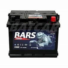 starterbatterie autobatterie 12v 55ah 480a en bars ebay