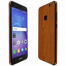 huawei p10 lite techskin light wood skin