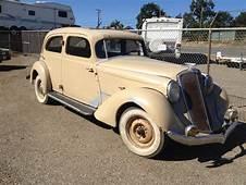 Streamlined 1934 Hupmobile Aerodynamic