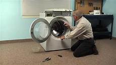 washing machine repair replacing the drain lg part