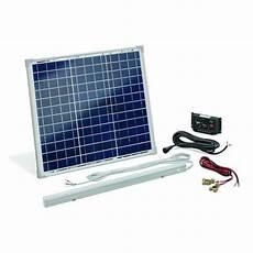 kit eclairage int 233 rieur solaire 30w avec barre led 8w 640