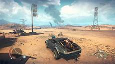 mad max ps4 mad max ps4 vehicle spawn location