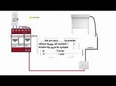 Schema Raccordement Cablage Installation Volet Roulant