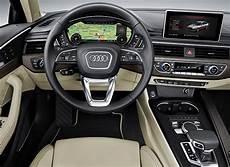 2017 Audi A4 Pumps Up The Technology Quotient Consumer