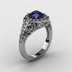 italian 950 platinum 1 0 ct blue sapphire diamond engagement ring wedding ring r280 platdbs