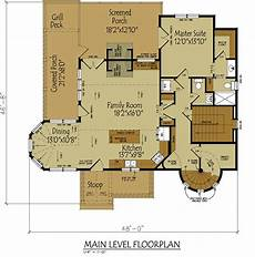 small cottage house plan with loft fairy tale cottage